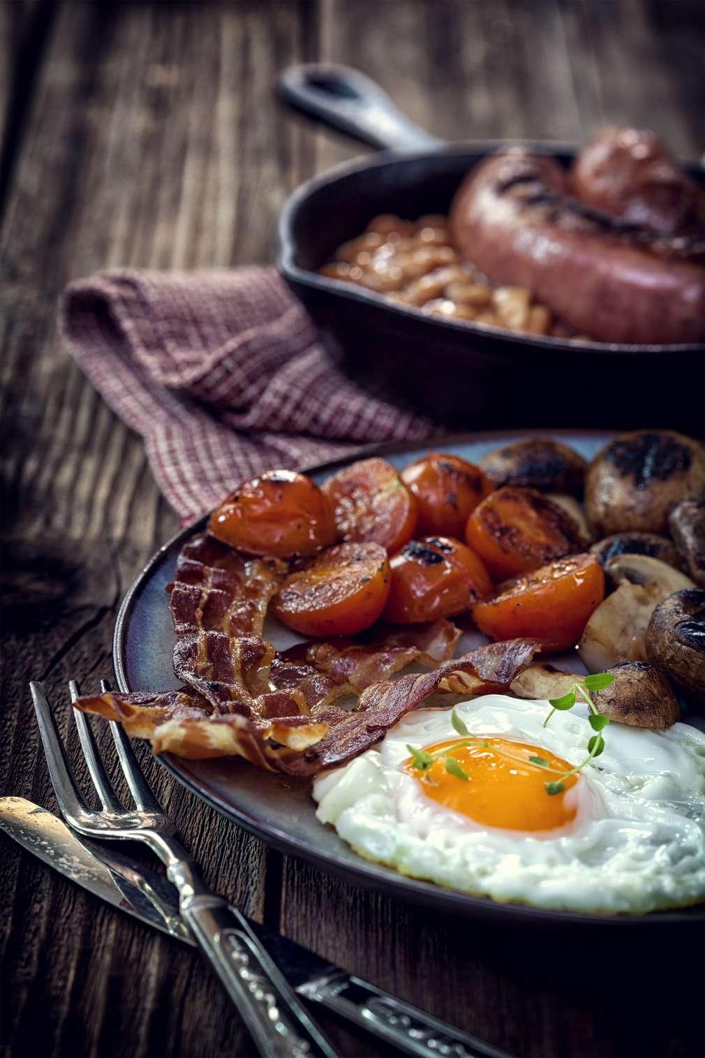Nordirlands Küche: Ohne Fleisch und Kartoffeln läuft nichts