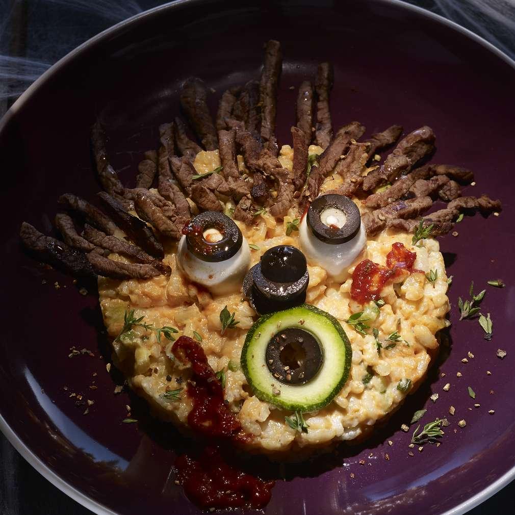 Abbildung des Rezepts Tomaten-Monster-Risotto