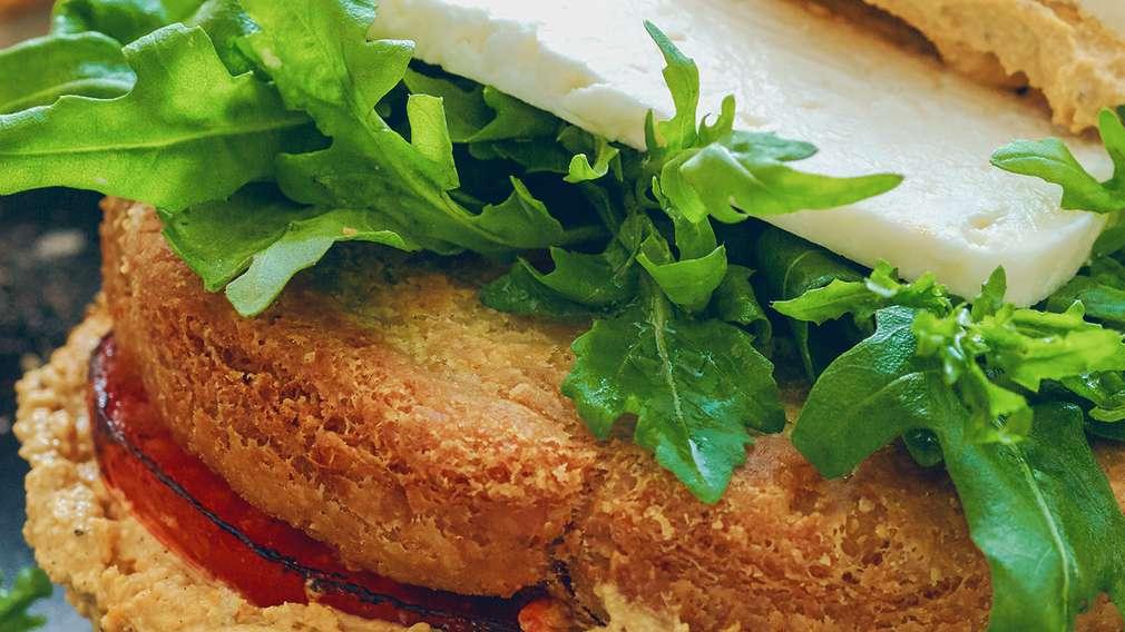 K-take it veggie Burger