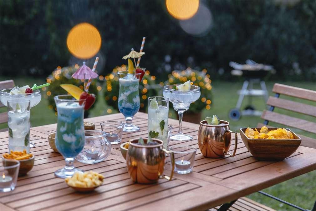 Die kleine Cocktailstunde
