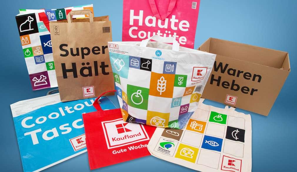Nachhaltige Einkaufstaschen