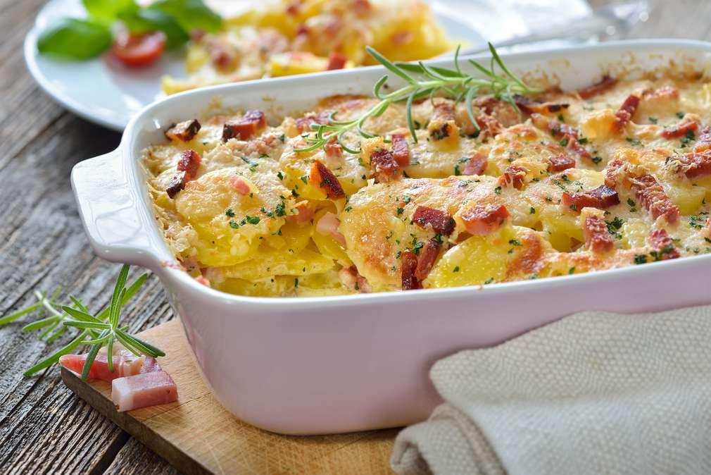 Küchenbegriffe verständlich erklärt: Gratinieren