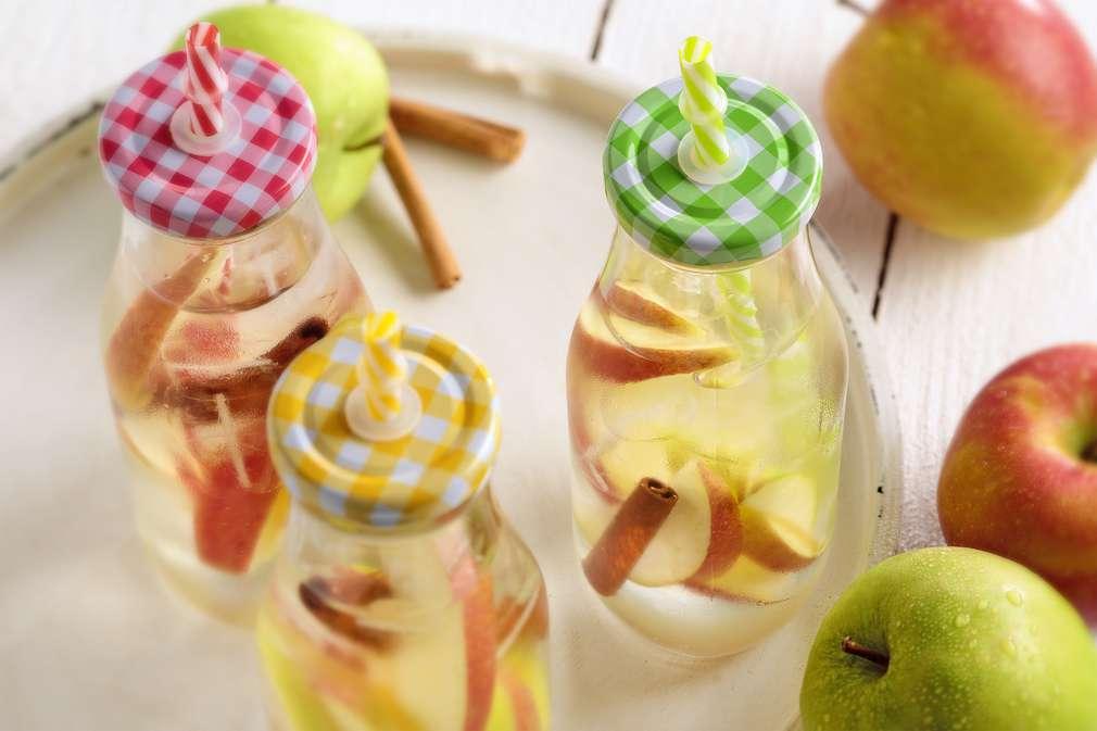 Infused Water – Abwechslung im Wasserglas