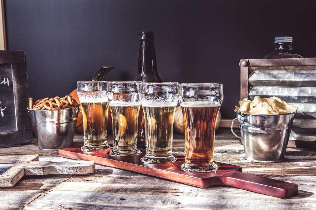 Von Ale bis Zwickel: Kleines Bierlexikon
