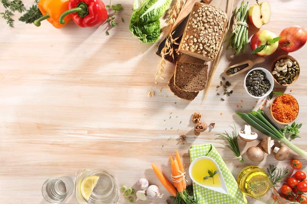 Basics einer vitalen Ernährung