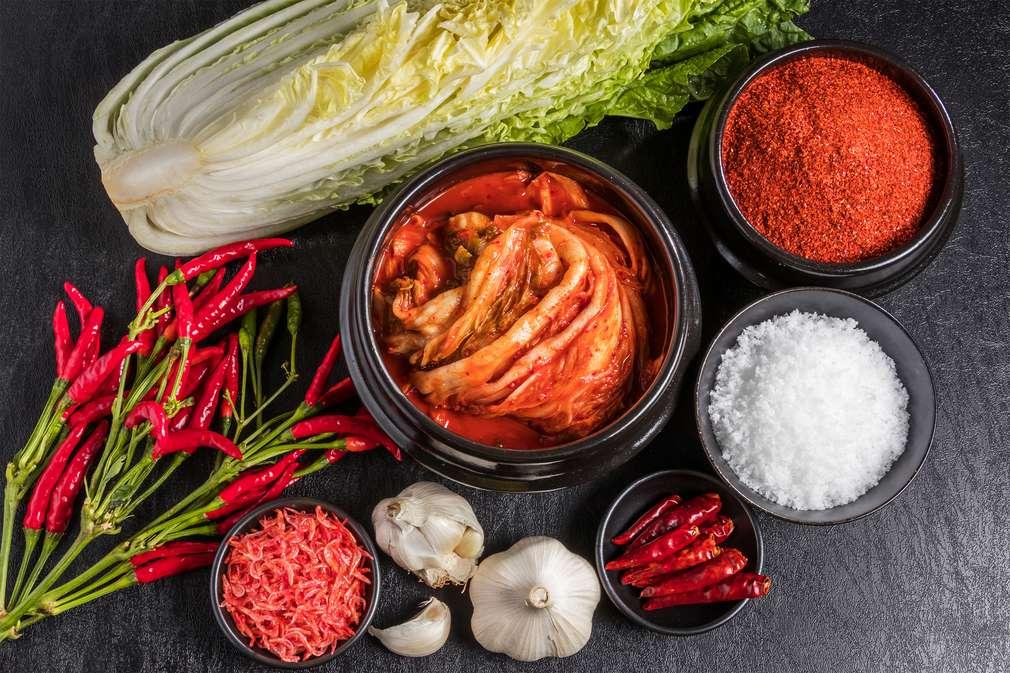 Sauerkraut auf Koreanisch: Kimchi selbst zubereiten