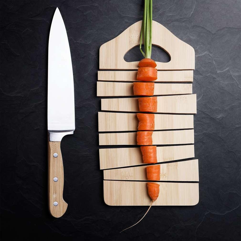 Gemüse und Co. richtig schneiden: Schnippeln wie ein Profi