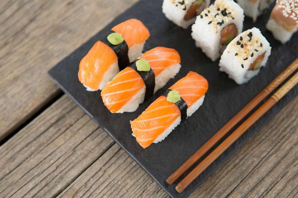 Der perfekte Sushi-Reis: So wird er richtig schön klebrig!