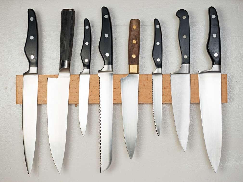 Kleine Messerkunde: Welche Messer wir in der Küche wirklich brauchen