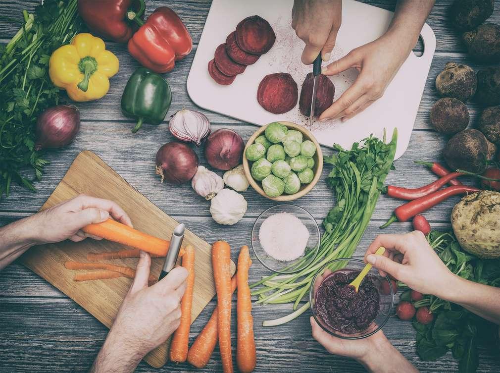 Das Koch-ABC: Gemüse garen