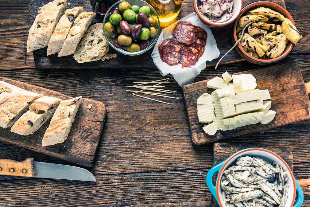 Tapas: Kleine spanische Köstlichkeiten