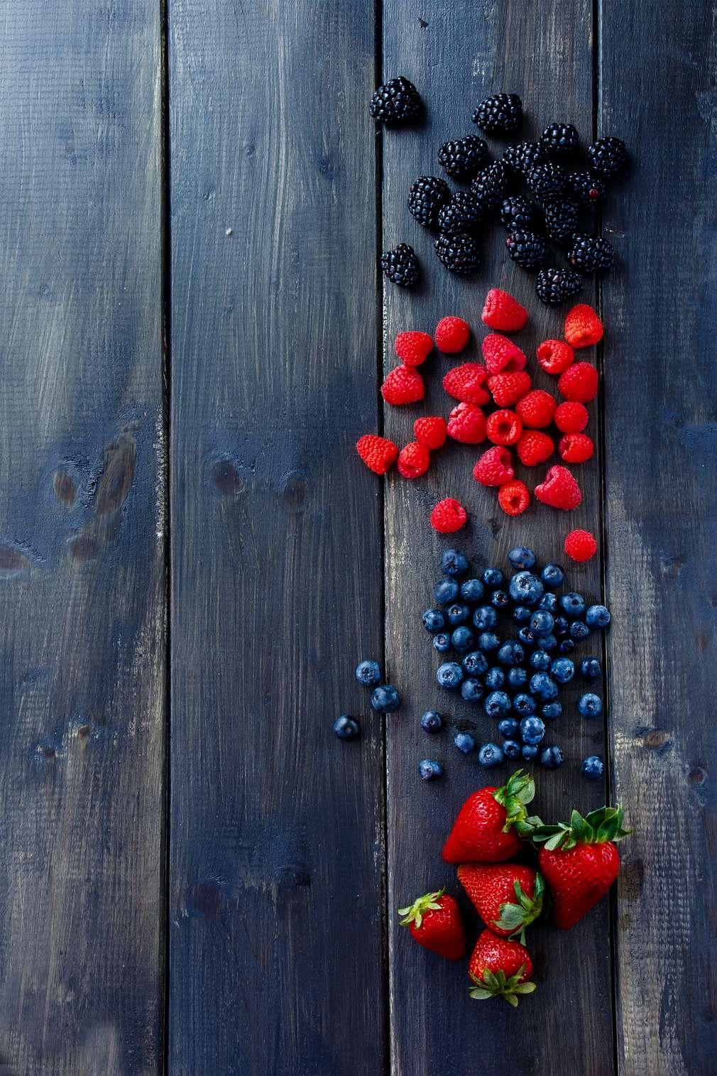 So gesund sind verschiedene Beerensorten