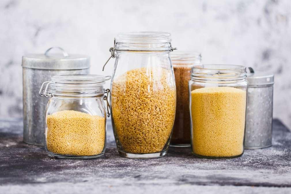 Couscous, Bulgur und Co: Gesunde Alternativen zu Nudeln und Reis