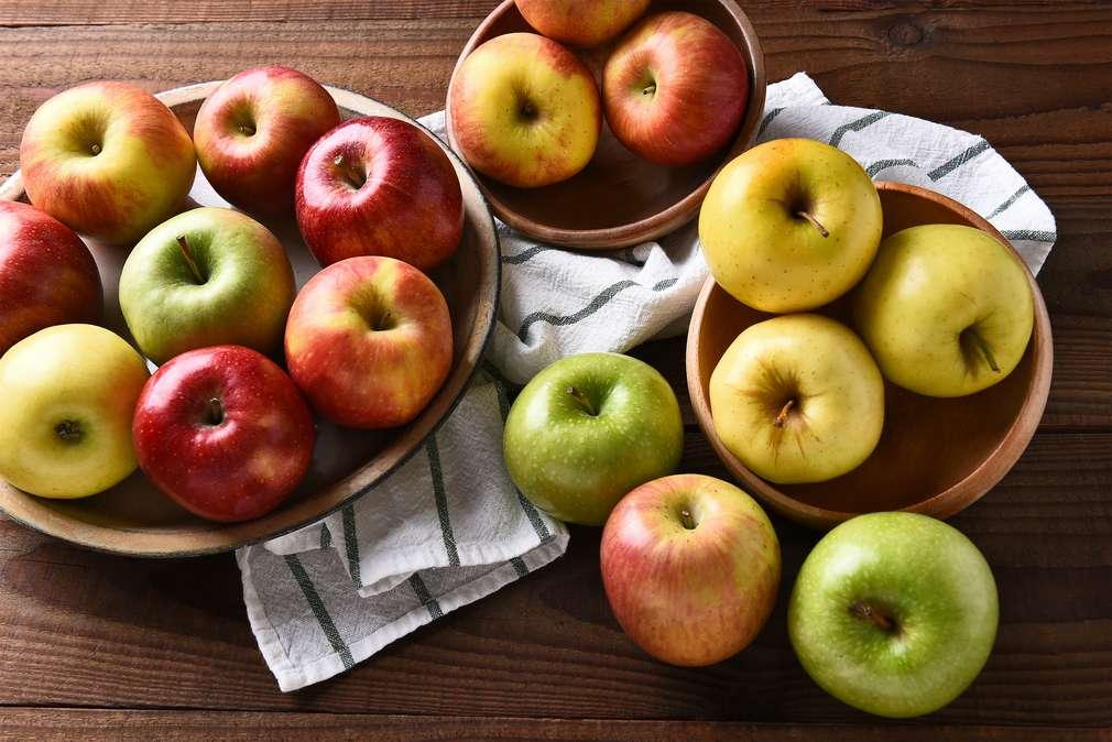 Apfel-ABC: Welcher Apfel zum Backen, welcher zum Naschen?