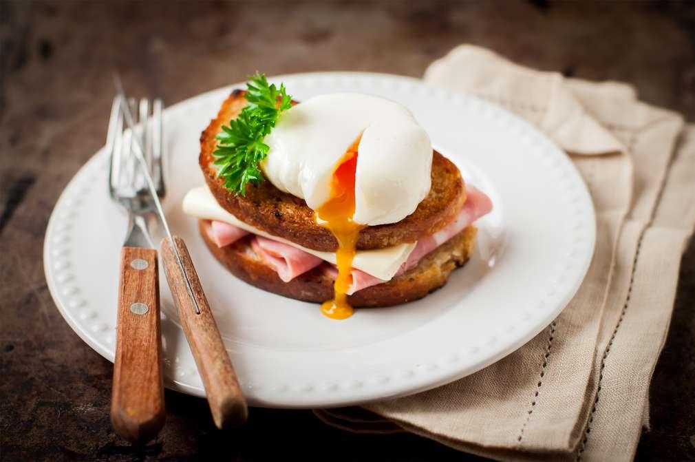 Pochierte Eier: Die Königsdisziplin beim Eierkochen