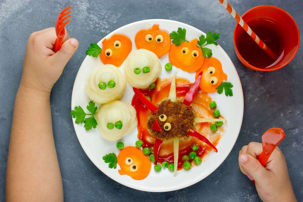 Das schmeckt den Kleinen: Die besten Tricks, damit Kinder Gemüse essen