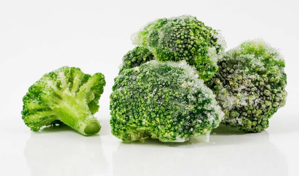 Verlieren Obst und Gemüse beim Einfrieren Vitamine?