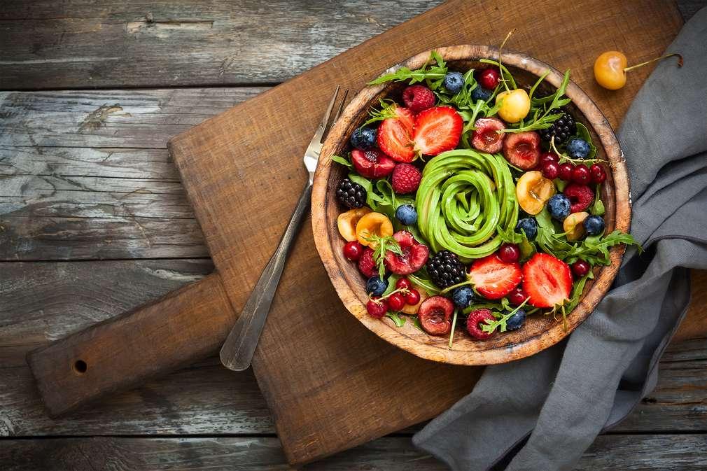 Gesunde Ernährung: Ganz ohne Gemüse und Obst geht's nicht