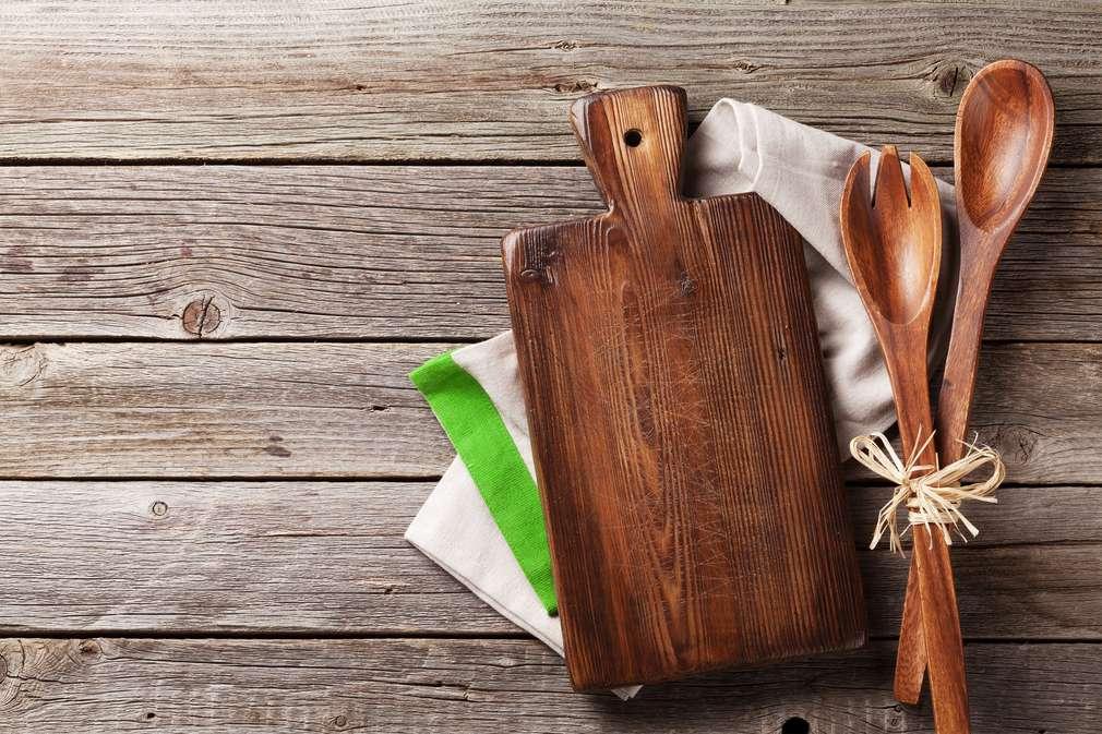 Holzbretter reinigen: Nicht nur sauber, sondern rein!