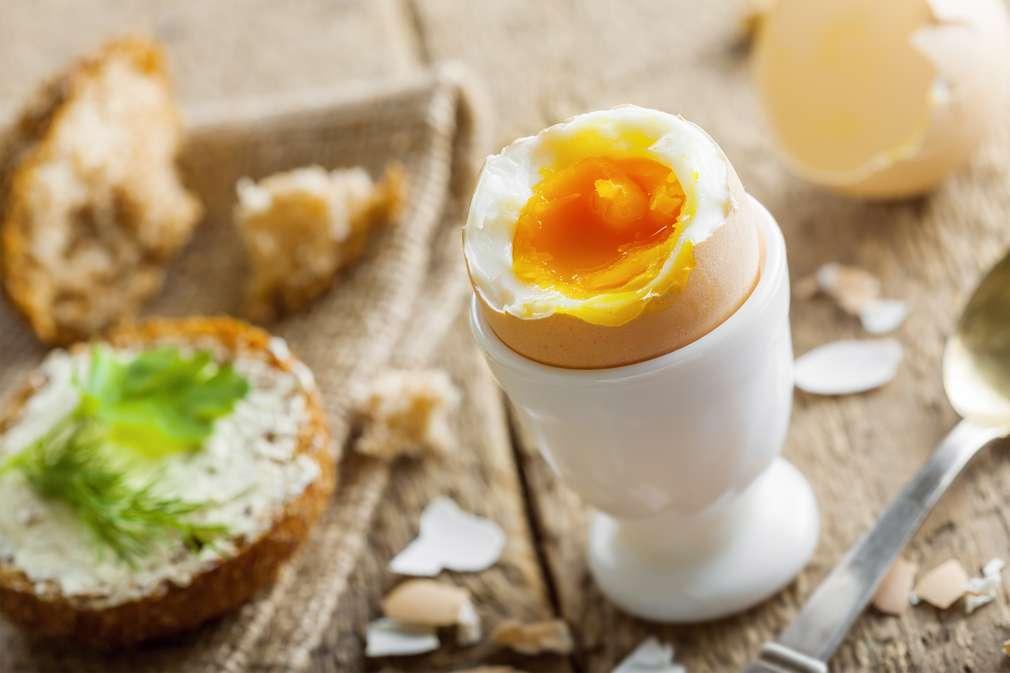 Das perfekte Frühstücksei – So gelingt's!