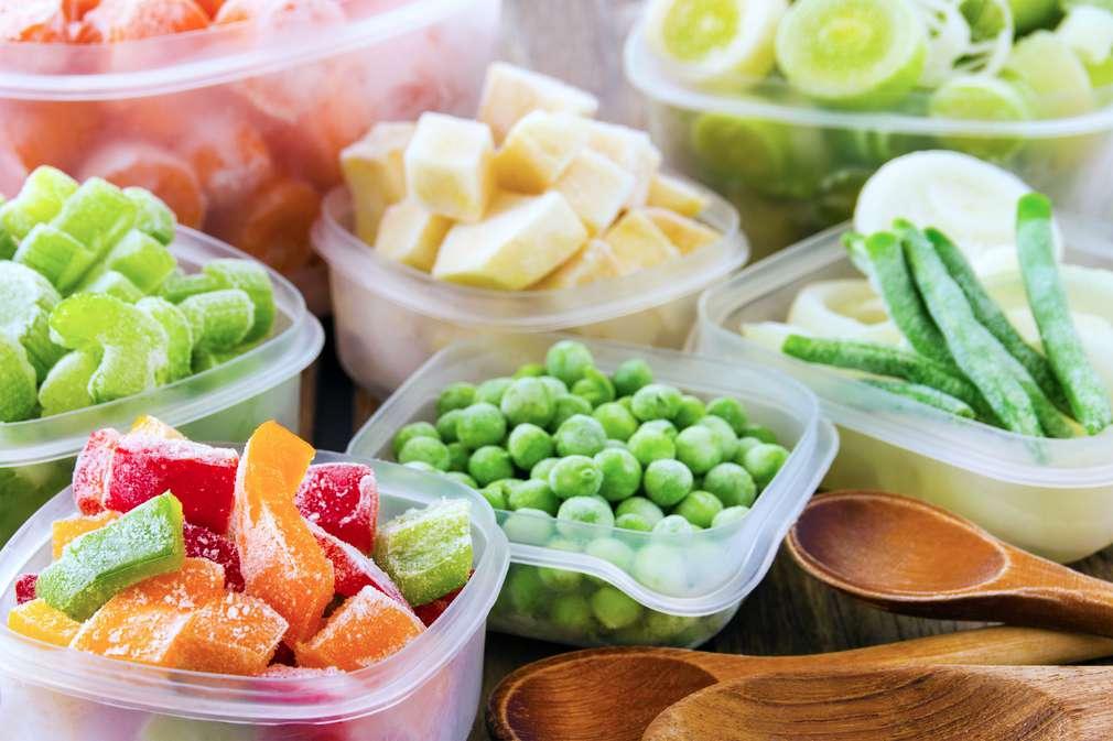 Richtig einfrieren: Lebensmittel korrekt auf Eis legen