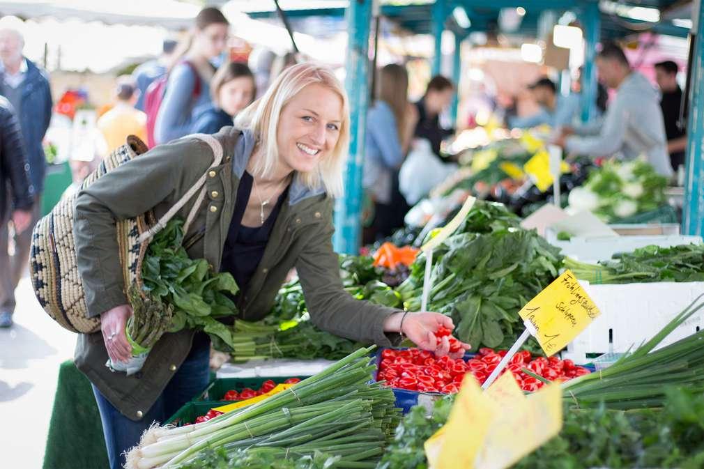 Zu Tisch mit Lea Green: Vegane Küche - alles andere als fad