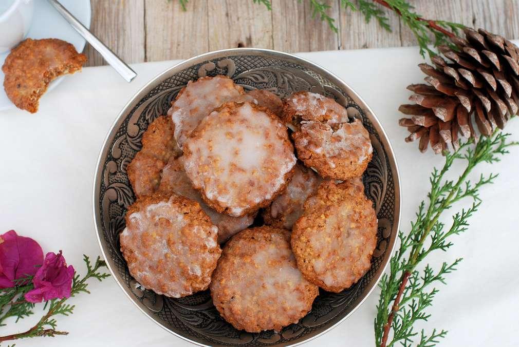 Zu Tisch mit zorra: Warum nicht mal Lebkuchen als Cookies?