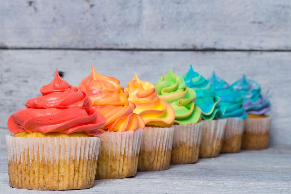 Rainbow-Trend: Jetzt wird's bunt!