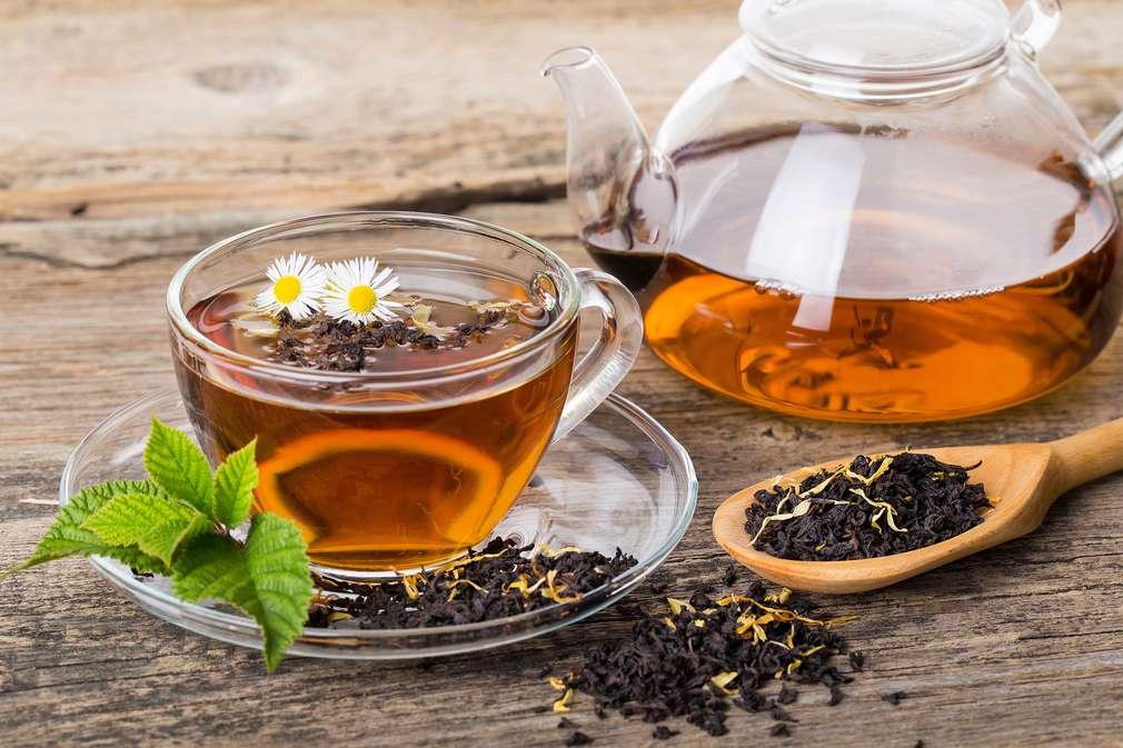Warum schwarzer Tee vom Schlafen abhält