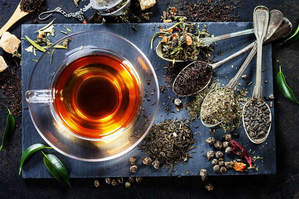 Tee-Kunde: Bereit für die Tea-Time?
