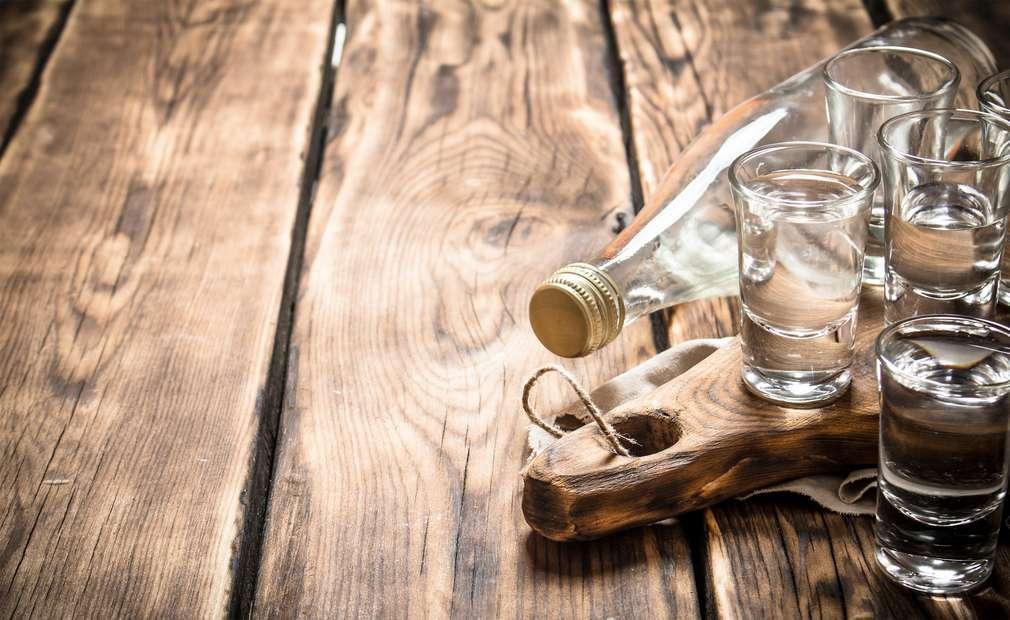 """Wodka: ein beliebtes """"Wässerchen"""""""
