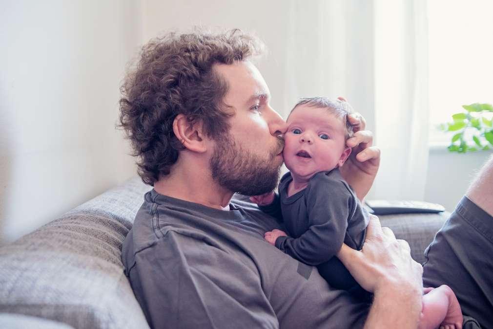 Papa-Checkliste für die Geburt