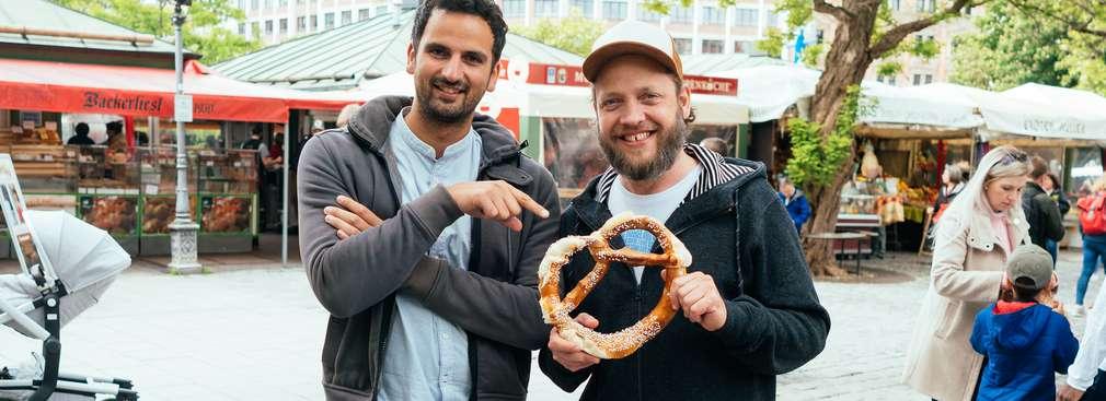 Die Taste Traveler entdecken die deutsche Küche | Kaufland