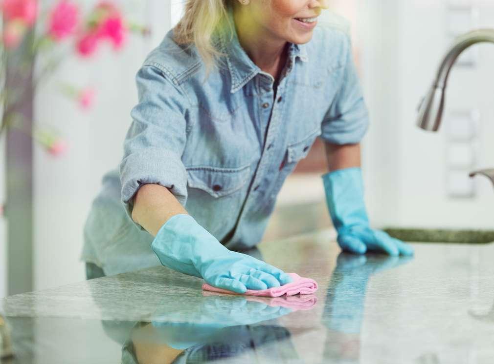Hausarbeit als Alltags-Fitness
