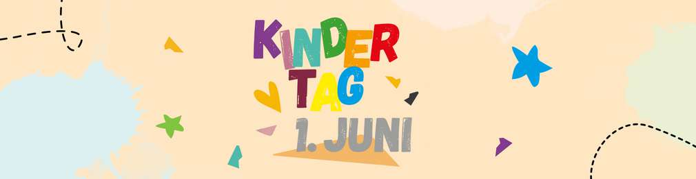 Kindertag 1. Juni