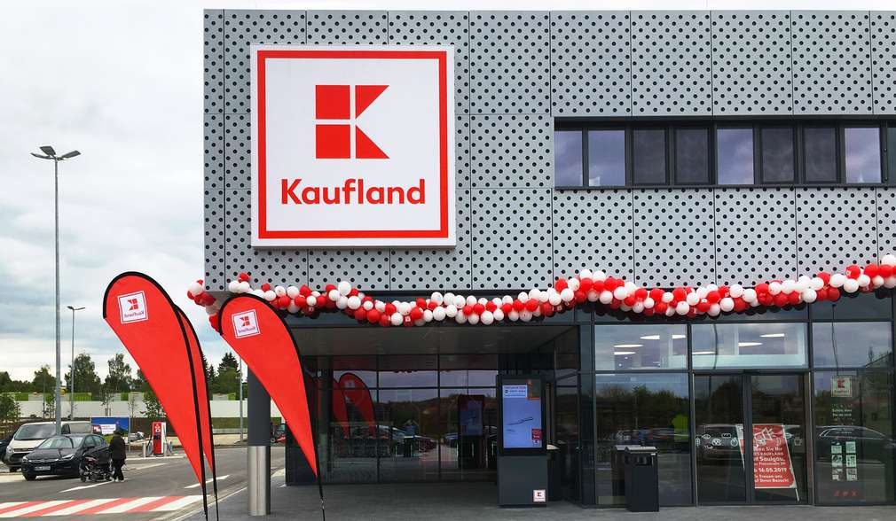 Neue Kaufland-Filiale in Bad Saulgau