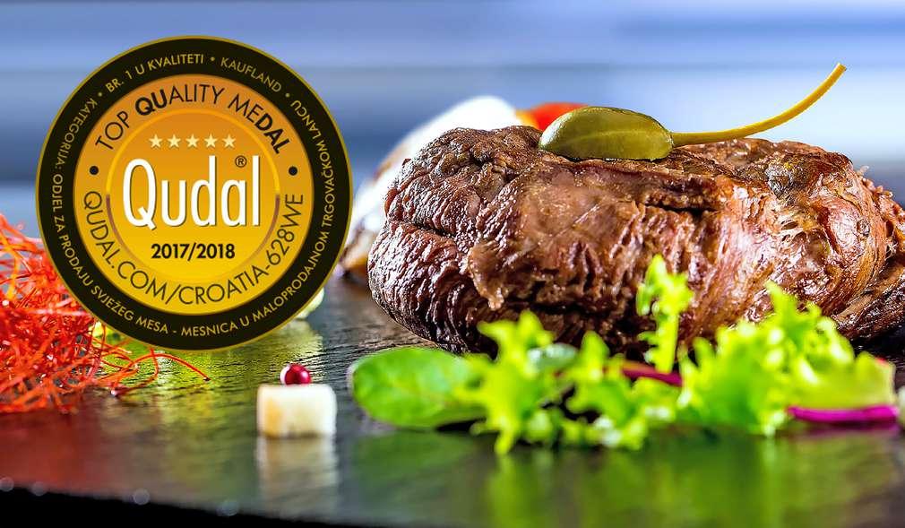 Qudal - svježe meso