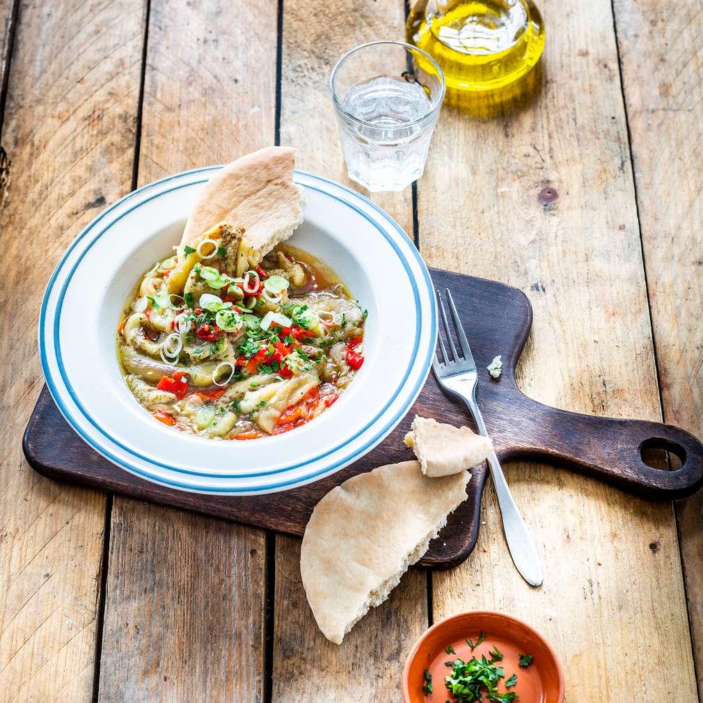 Fotografija recepta Salata od patlidžana
