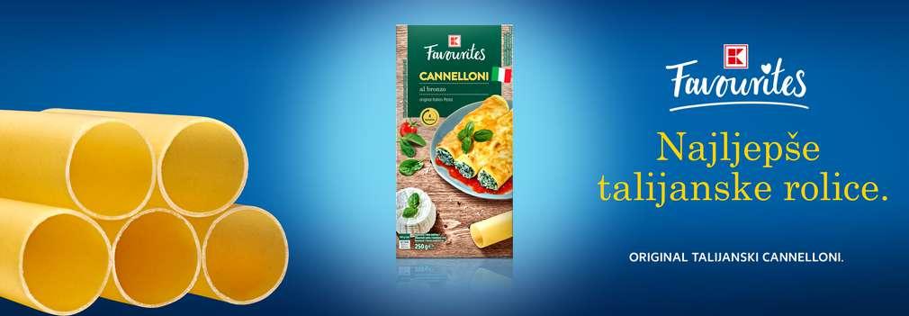 K-Favourites Cannelloni