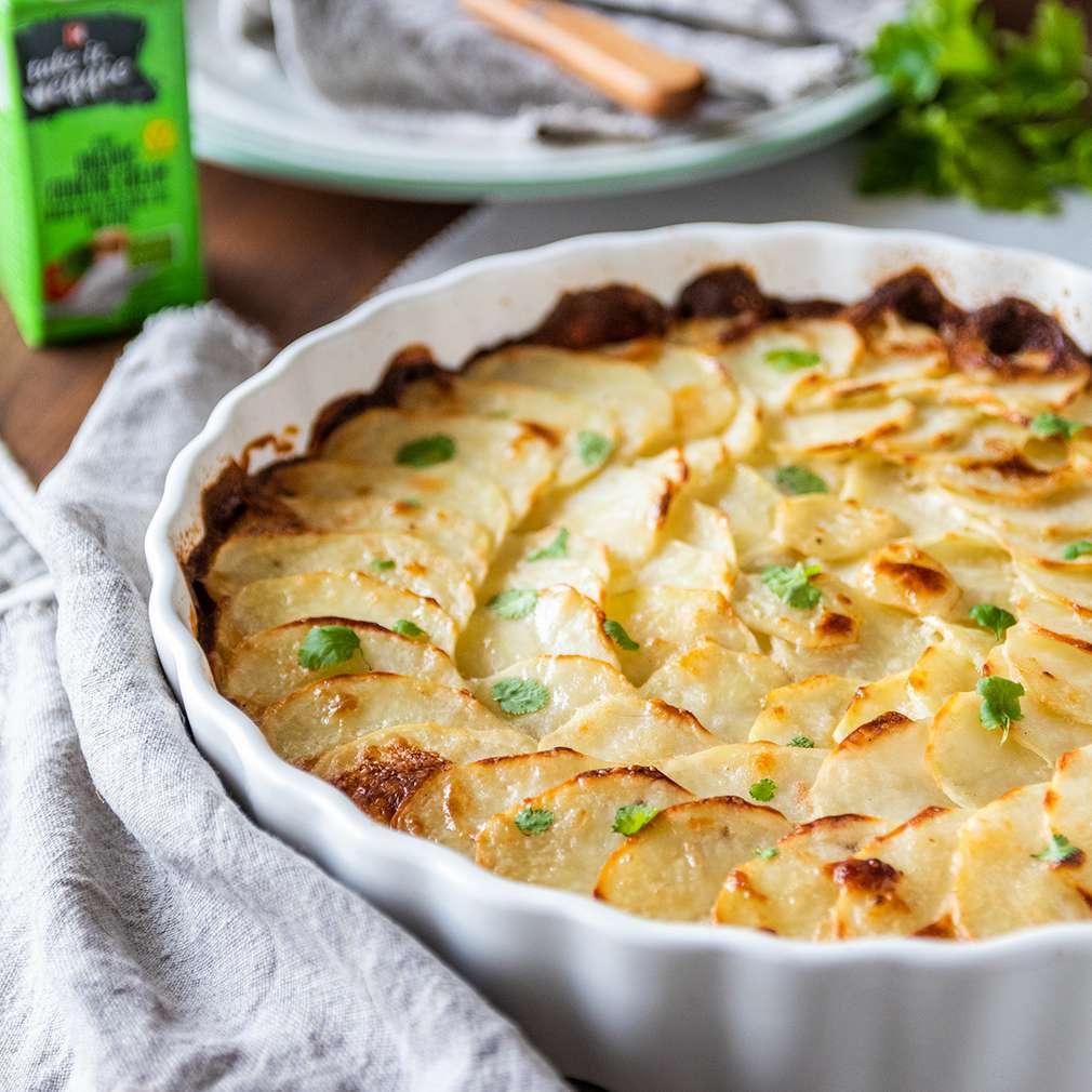 Fotografija recepta Zapečeni krumpir