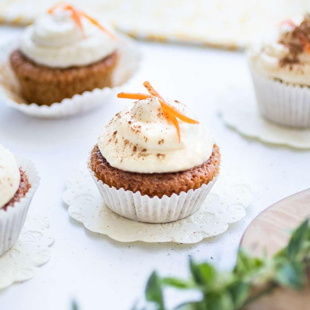 Fotografija recepta Muffini od mrkve
