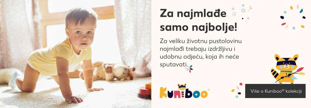 Kuniboo® - linija odjeće za najmlađe
