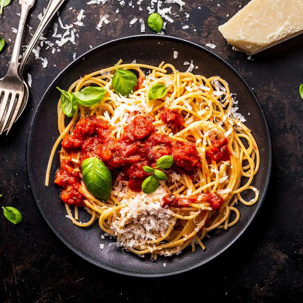 Fotografija recepta TJESTENINA CON IL VINO