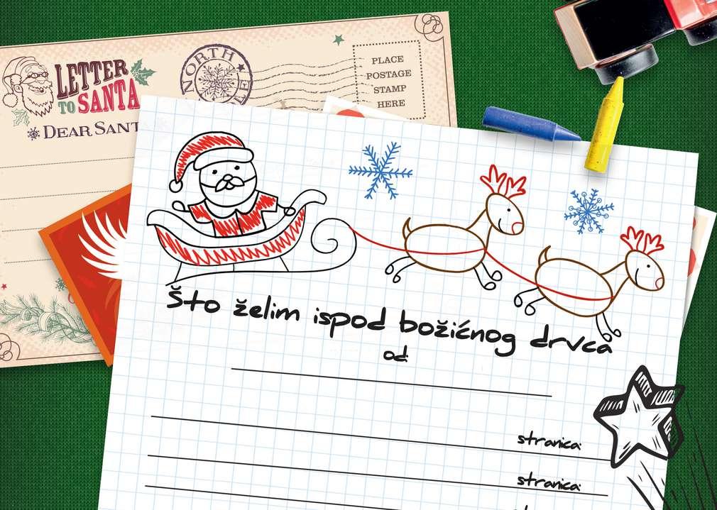 Božićnni popis želja