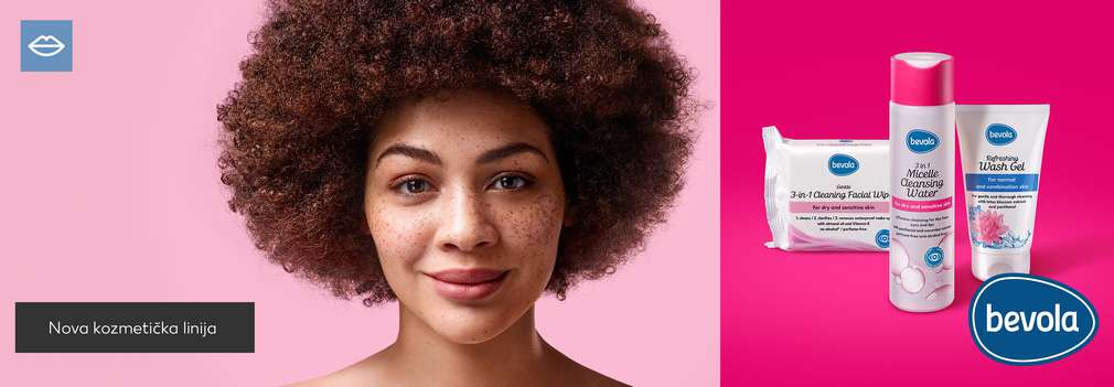 bevola® - nova kozmetička linija