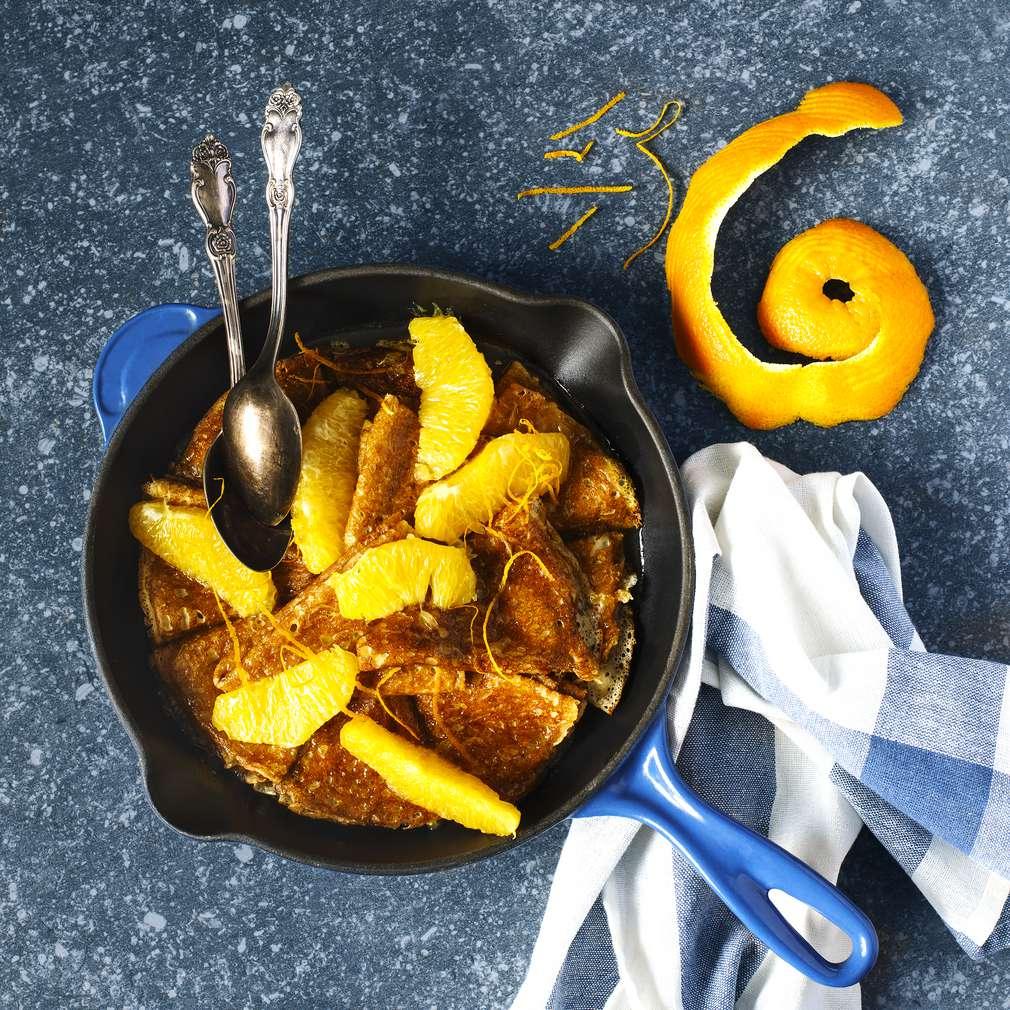 Fotografija recepta Crepes Suzette
