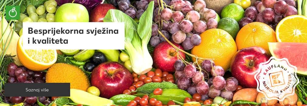 Standardi našeg voća i povrća
