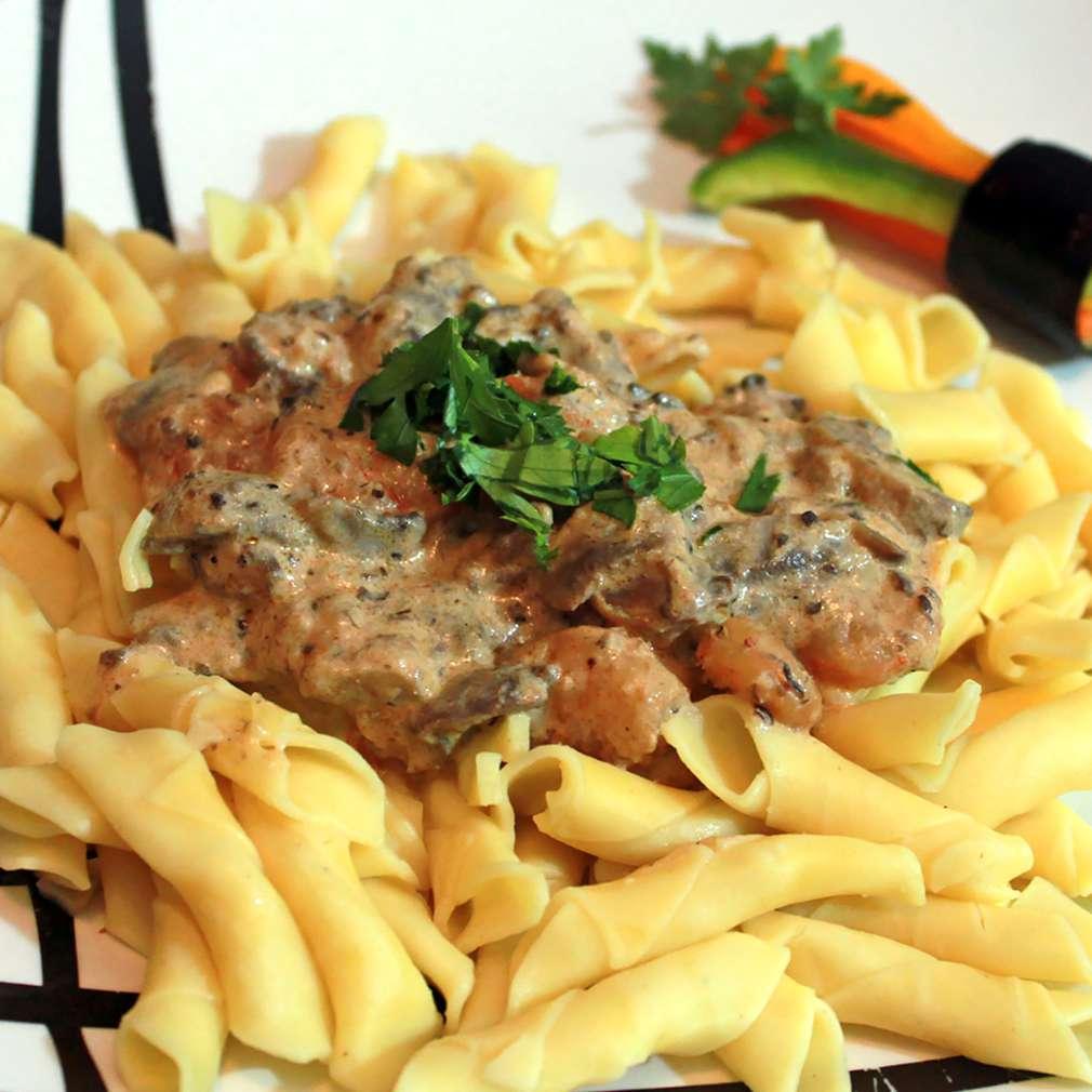 Fotografija recepta Fuži s tartufatom