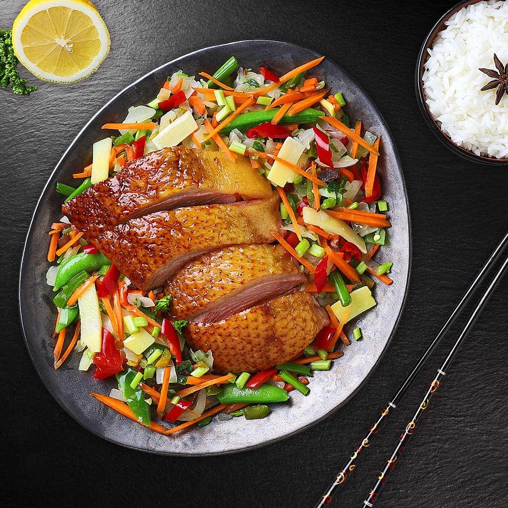 Fotografija recepta Patka na kineski način