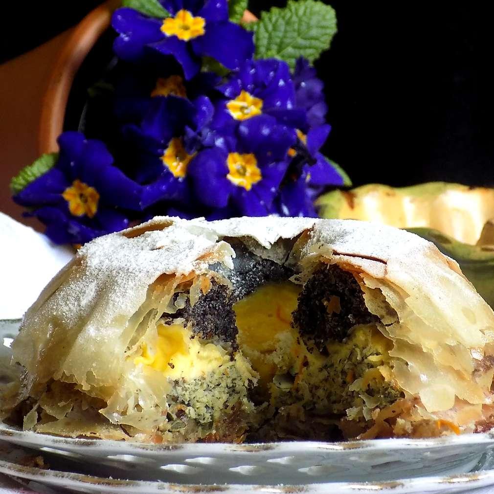 Fotografija recepta Međimurska gibanica u mini kalupu za kuglof